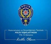 Türk Polis Teşkilatımızın 173. kuruluş yıl dönümü kutlu olsun.
